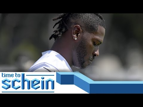 Video: MORE drama from Antonio Brown that Jon Gruden fully supports | Time to Schein