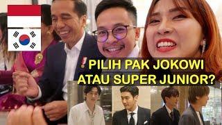 Video GOYANG DAYUNG BARENG PAK JOKOWI DI KOREA   + TATAPAN SAMA SIWON SUJU MP3, 3GP, MP4, WEBM, AVI, FLV September 2018