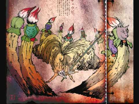 Okami: Nine-tail's Battle Theme (extended)