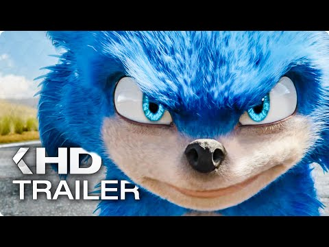 SONIC: THE HEDGEHOG Trailer (2020)