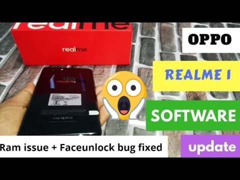 OPPO Realme 1 Software update | How to install new Software update in Realme 1 |
