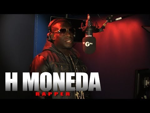 H Moneda – Fire In The Booth
