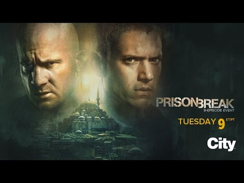 Prison Break Season 5 (Canadian Promo)