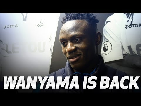 Video: VICTOR WANYAMA IS BACK | MIDFIELDER ON INJURY COMEBACK