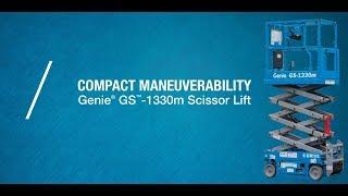 Genie GS-1330m (mini)