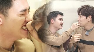 Download Video EXO D.O & Lee Kwangsoo Spaghetti Kiss?! 도경수, 이광수 '스파게티 키스' 《Running Man》런닝맨 EP459 MP3 3GP MP4