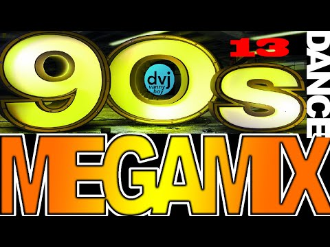 Retro Mix 90's [ Eurodance ][ Vol 13 ] - Vdj Vanny Boy®