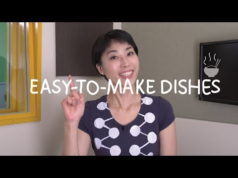 Weekly Cooking Words With Ai - Easy-to-make Dishes