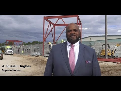 Superintendent A. Russell Hughes' Monthly Video Update for September 2018