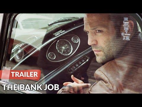 The Bank Job 2008 Trailer HD | Jason Statham | Saffron Burrows