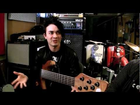 Peter from TC Electronic chats with Henrik Linder about playing bass and about his band Dirty Loops.
