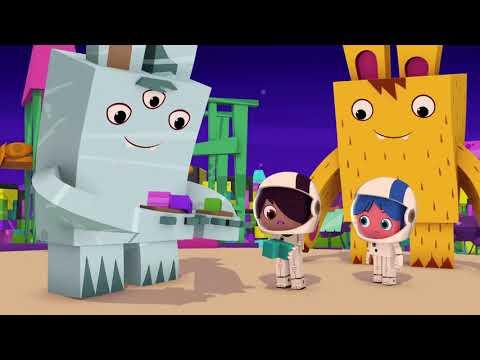 Yoko Kids TV Series | Season 1 | Episode 38 | Outer Space Rocks