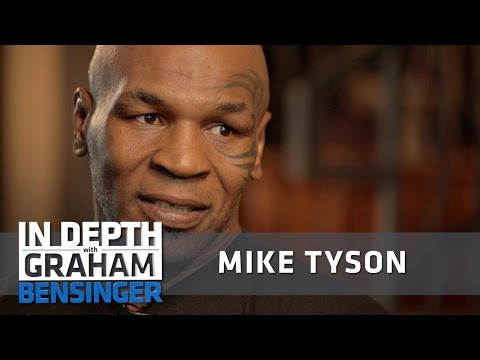 Mike Tyson: Overcoming drug addiction