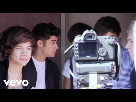 One Direction - Vevo GO Shows: Behind The Scenes
