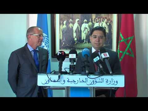 """L'Accord de Skhirat est la """"base et le cadre"""" du processus politique en Libye (Martin Kobler)"""