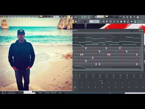 FL Studio 20 Trap Beat - How To Create A Melody ( 2018 )