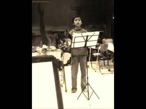 Christo Ed Napit – Thankful Cover Song (Original Song by Josh Groban)