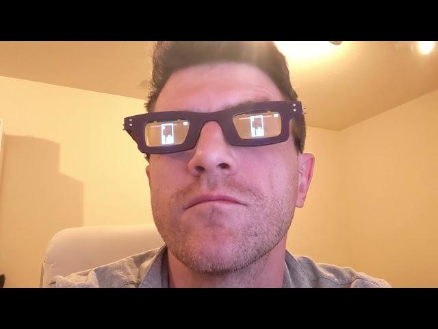 Arduboy互換のスマート眼鏡