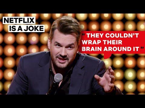 Jim Jefferies Couldn't Do This Joke in Kansas | Netflix Is A Joke