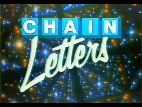 CHAIN LETTERS - SERIES 1