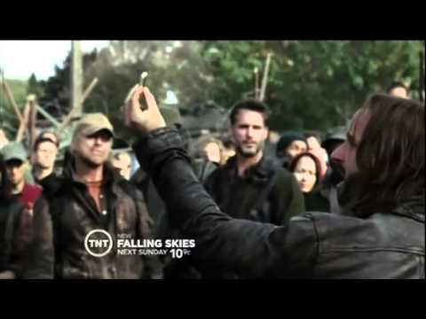 Falling Skies - Episode 8 Preview (What Hides Beneath)