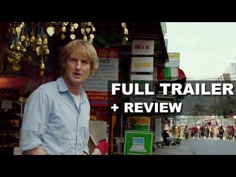 No Escape Official Trailer + Trailer Review - Owen Wilson 2015 : Beyond The Trailer