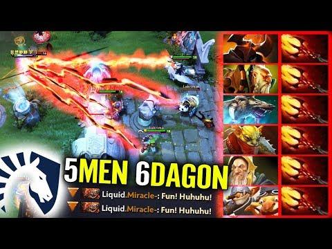 Reddit wtf - WTF New Tactic 6x Dagon - Matumba Miracle- Mindcontrol GH Stack Most Fun Battle Cup Dota 2