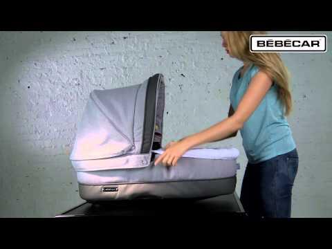 Bebecar Icon AT - stylowy wózek terenowy