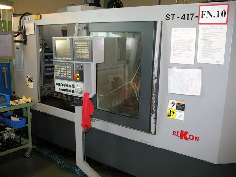 CNC centro de usinagem vertical EIKON MV 2 1500 2009