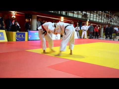 Women judo