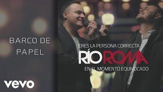 Río Roma  Barco de Papel Cover Audio