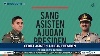Video Cerita Asisten Ajudan Presiden Jokowi MP3, 3GP, MP4, WEBM, AVI, FLV April 2019