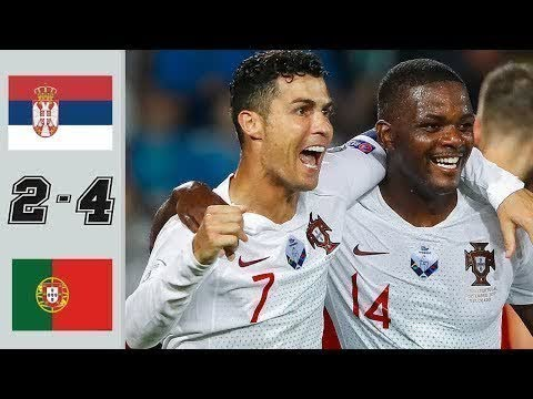 Cristiano Ronaldo(Portugal) Vs Serbia HD 1080i (07/09/2019) Highlights & Goals