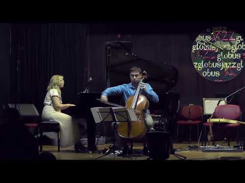 爵士乐Globus  - 耶路撒冷节日 -  2017(LIVE)。 爵士和经典。