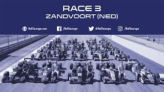 21st race of the 2017 season at Zandvoort