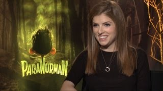 'ParaNorman' Anna Kendrick Interview