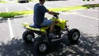 6. 2007 Suzuki R450 Quad Racer Auction - Lauro Auctioneers & Restaurant Equipment - South Florida