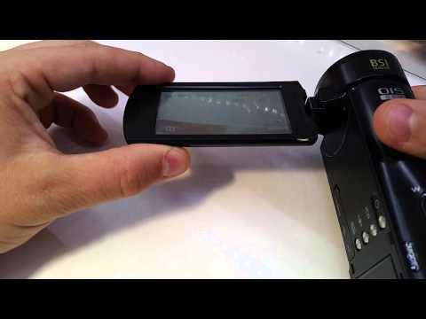 videocamera samsung full hd recensione