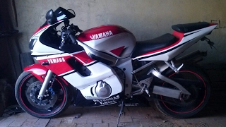 7. Yamaha YZF-R6