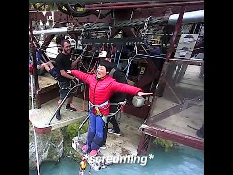 Bungee jumping για κλάματα