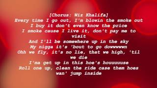 Snoop Dogg and Wiz Khalifa Talent Show Lyrics