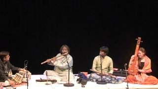 Sandip With Pt. Rajendra Prasanna At Amsterdam On April2012. Drut And Dhun Part.