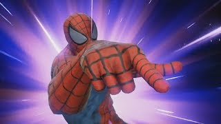 Marvel vs. Capcom  Infinite Gameplay Trailer Nemesis, Spider-man, Haggar, GamoraThe master web-slinger has arrived along with new gameplay footage of Haggar, Frank West, Nemesis and Gamora! The Mind Stone also makes its first appearance, as does our all-new AIMBRELLA background!Subscribe Herehttps://www.youtube.com/channel/UCm4WlDrdOOSbht-NKQ0uTeg?sub_confirmation=1Twitch Channel Here http://www.twitch.tv/rabidretrospectgamesTwitterhttps://twitter.com/RabidRetroGPATREONhttps://www.patreon.com/user?u=2795437Feel free to check out our channel! We've got walkthroughs from everything from Resident Evil 7 to LoZ Breath of the Wild.