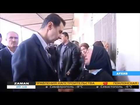 Башар Асад госпитализирован с инсультом