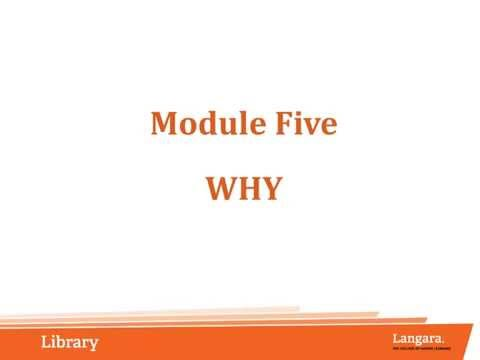 Can I Use This? Module 5 (Why) [7/7]