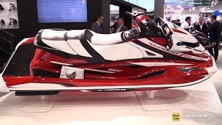 9. 2018 Yamaha GP 1800 Jet Ski  Walkaround  2018 Boot Dusseldorf Boat Show