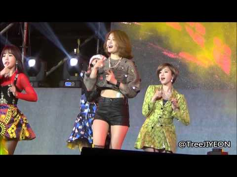 [FanCam] JIYEON (T-ARA) – Do you Know me? : 20140119 Chengdu Concert