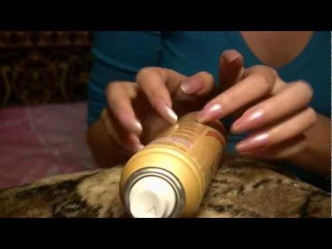 [ASMR] Kreolla's natural long nails tapping (video 1)