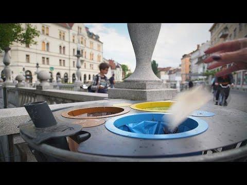 Στη Σλοβενία, το καλύτερο κέντρο ανακύκλωσης απορριμμάτων της Ευρώπης…
