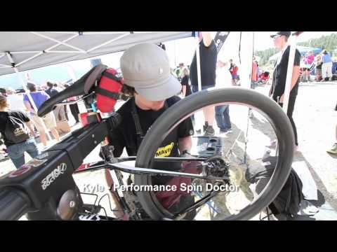 Performance Bicycle at the 2012 Leadville Trail 100 MTB Race